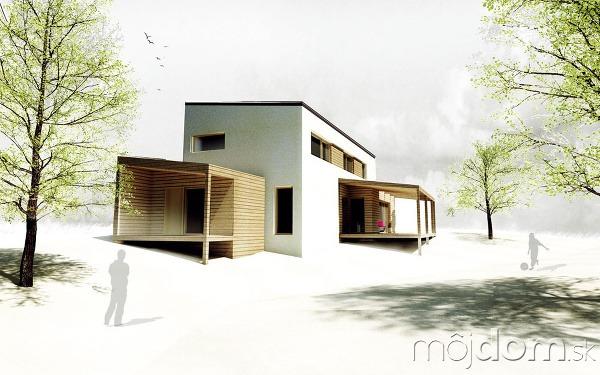 Budúca podoba domu. Hlavné