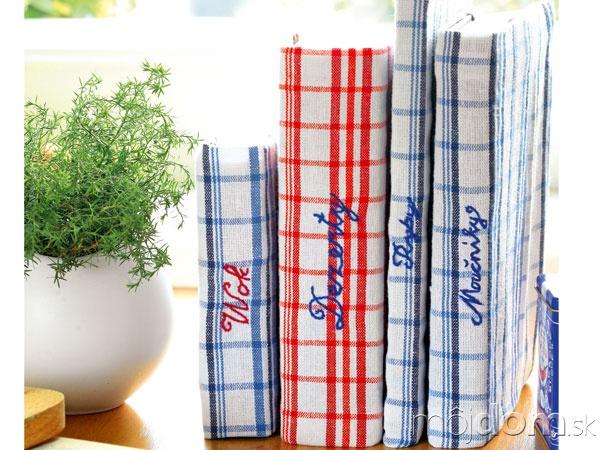 Vyrábame originálne obaly kuchárským