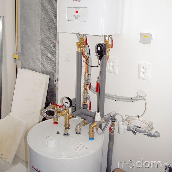 Ohrev vody na vykurovanie