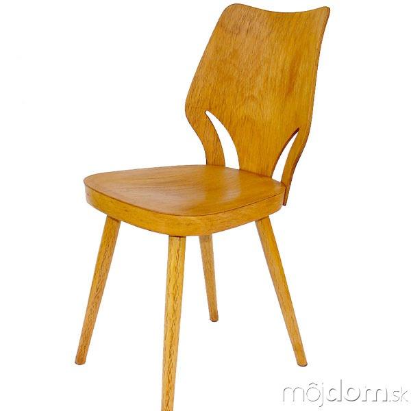 Pôvodná stolička z50. až
