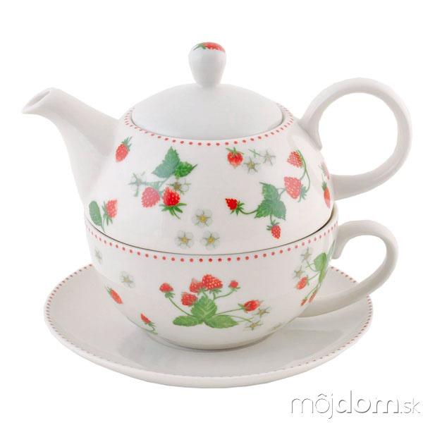 Čajová súprava s motívom