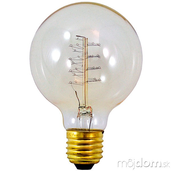 Dekoratívna žiarovka NUD GLOBE