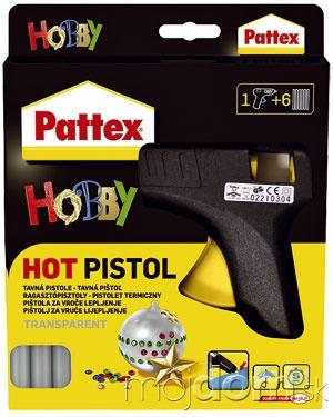 Tavná pištoľ Pattex  má
