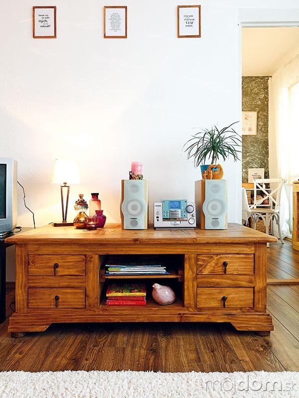 Premena zbytočne veľkej obývačky