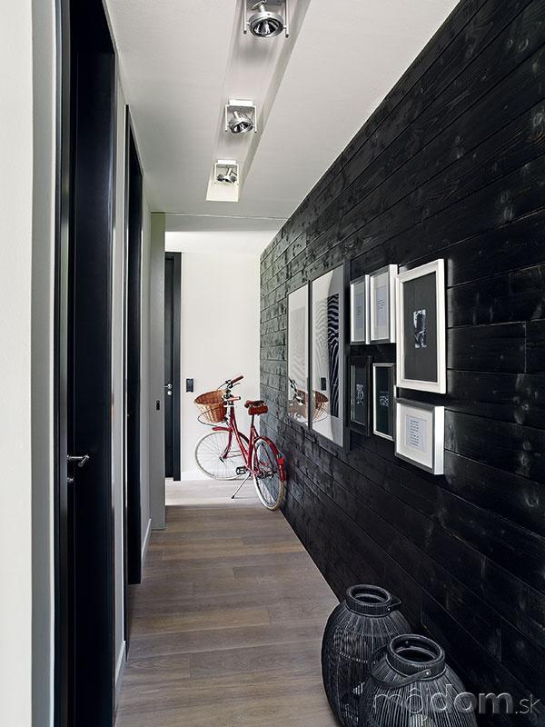 Štýlový bicykel vchodbe nie