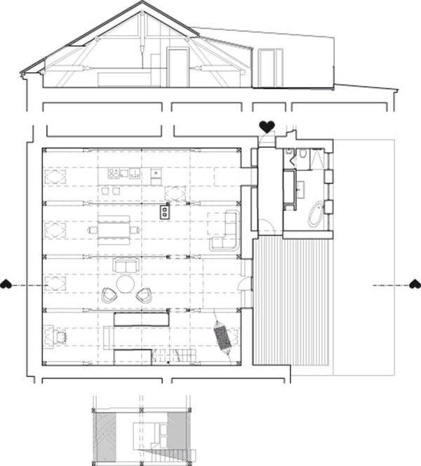 Sobytnou plochou 140 m2