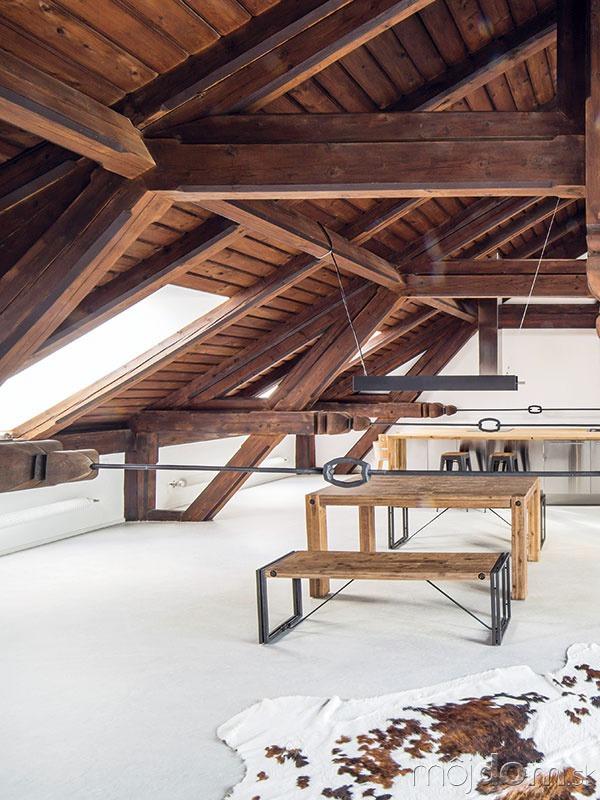 Pôvodnú podlahu (alebo skôr