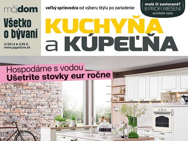 Publikácia Kuchyňa a kúpeľňa