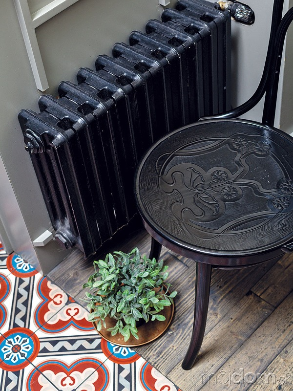 Masívnejšie liatinové radiátory vrôznych