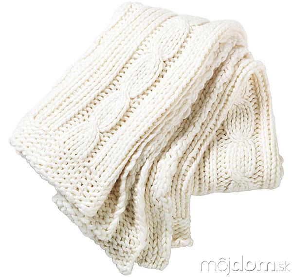Pletená deka VINTER 2014,