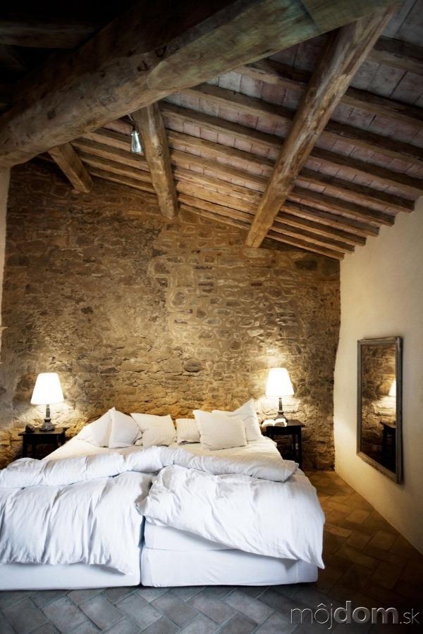 Talianska vila ohromuje stredovekými