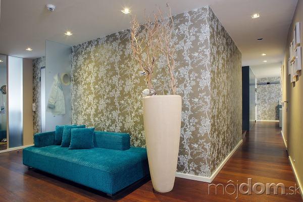 Jednoduché elegantné zariadenie bytu