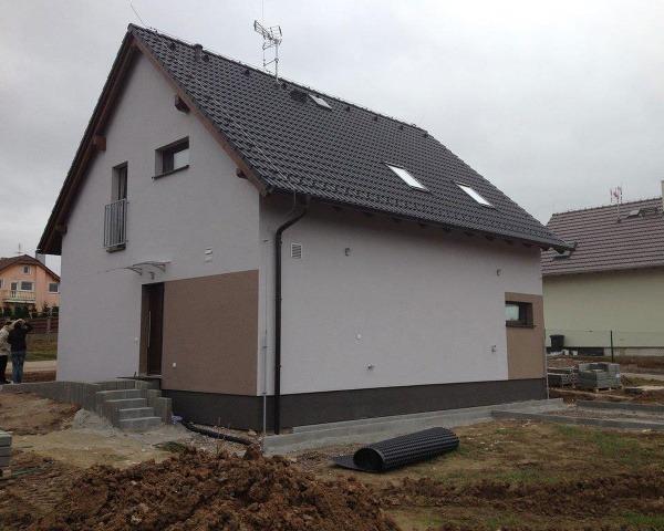 Úspešná realizácia pasívneho domu