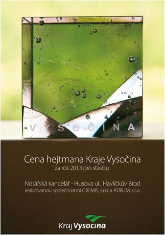 Hejtmanovu cenu kraja Vysočina