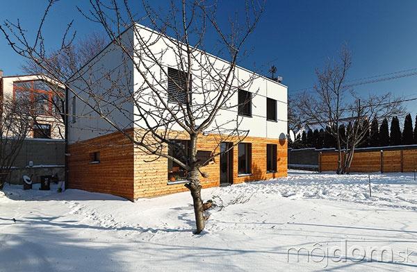 Typový pasívny dom EcoCube+