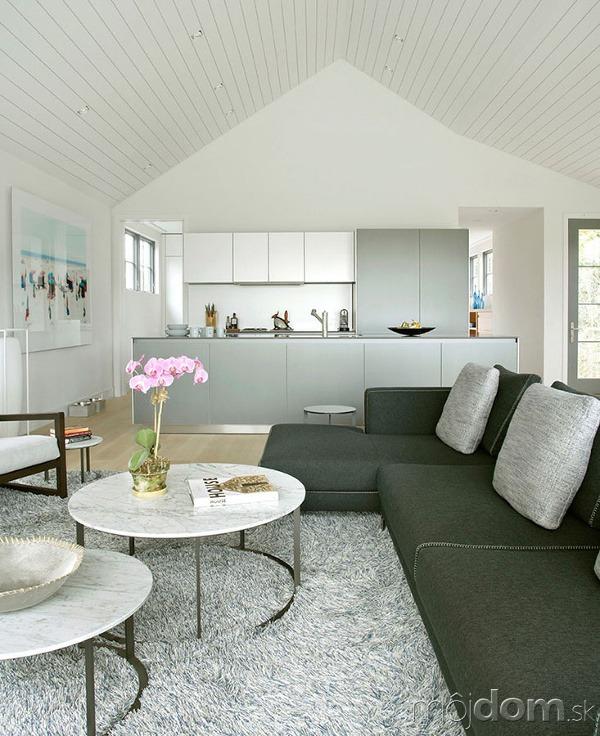 Elegantný víkendový dom založený