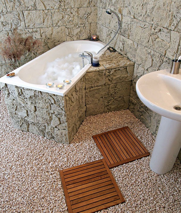 Podlaha v kúpeľni