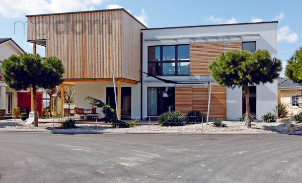 Dodávka montovaných domov sa