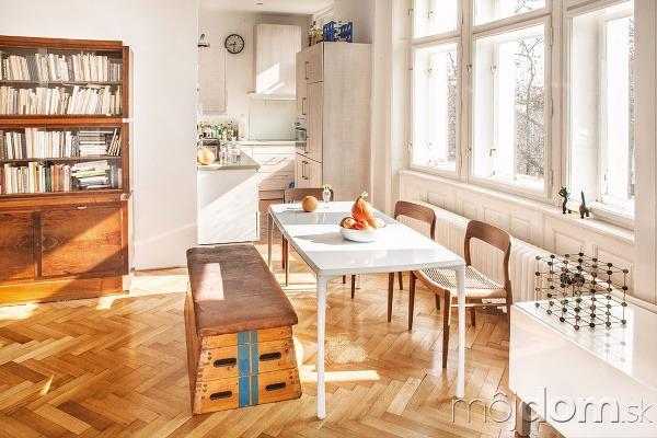 Rekonštrukcie pôvodných bytov (často