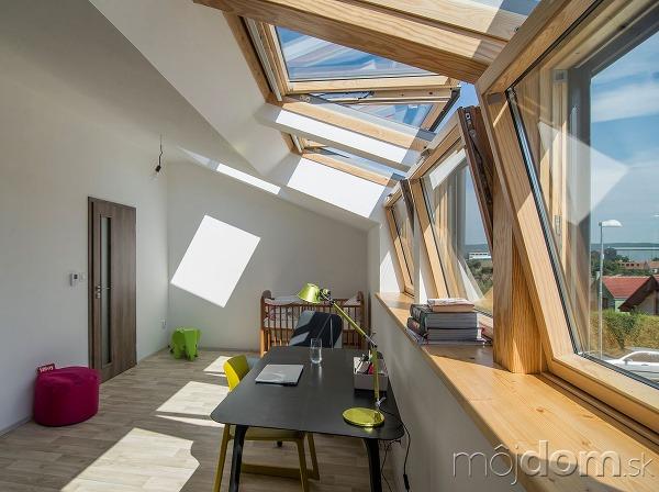 Pokojné bývanie v presvetlenom
