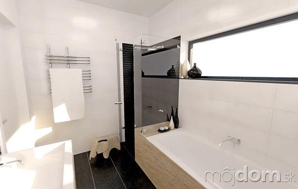 Celosklenený sprchový kút priestor