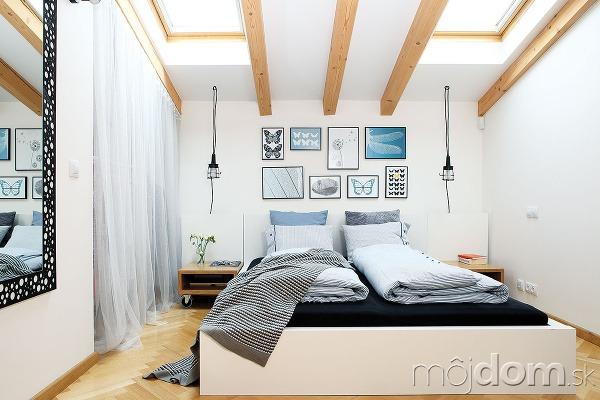 Vjemne pôsobiacej spálni dopĺňa