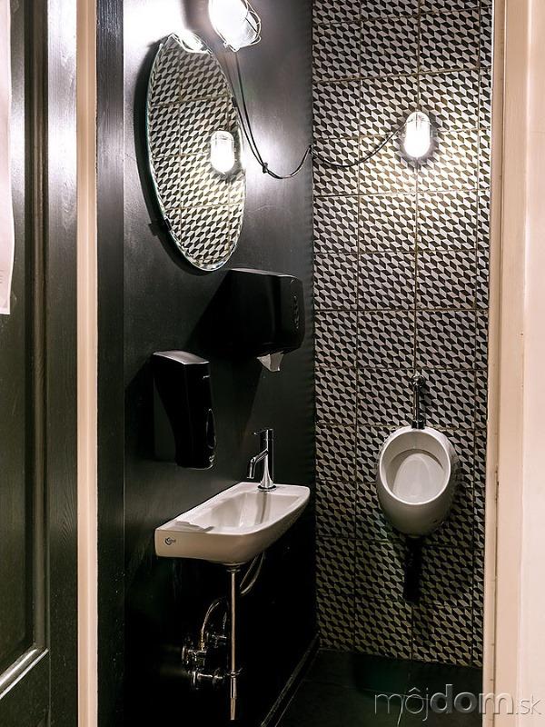 Čierna toaleta? Prečo nie.