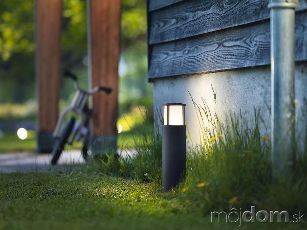 Stĺpikové exteriérové LED svietidlo