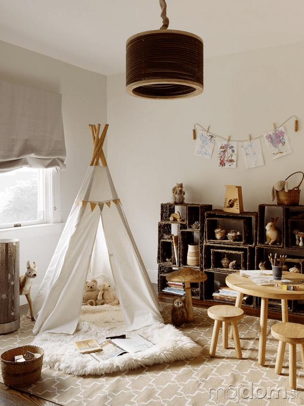 Detská izba je otázkou