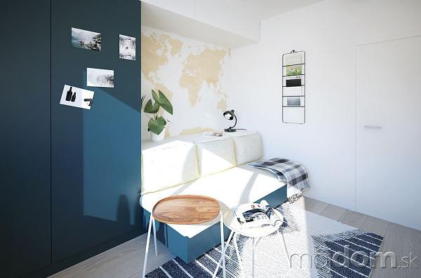Ako premeniť študentskú izbu