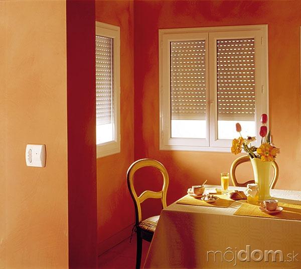 Svetlo v miestnosti môžete