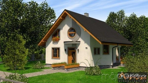 Rodinný dom RM 70