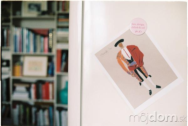 Pohľadnice alebo drobné výtlačky