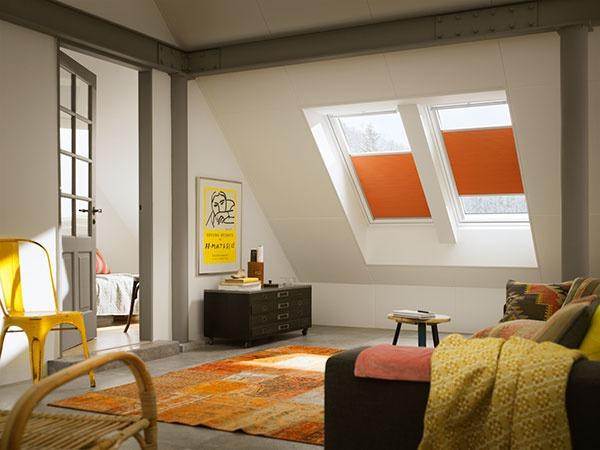 Výška osadenia strešných okien