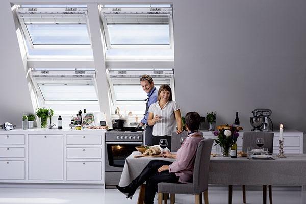 Kuchynskú linku treba osvetliť
