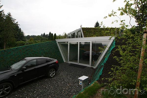 Energeticky sebestačný dom, ktorý