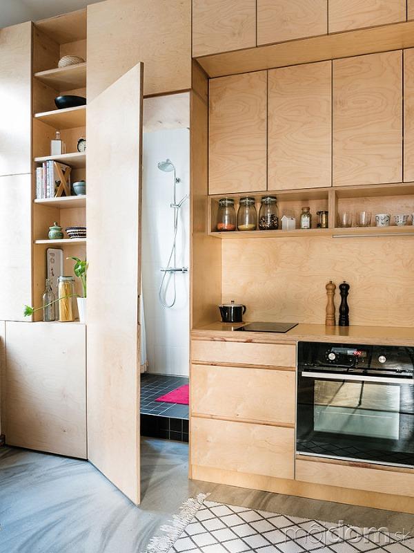 Skriňa alebo dvere? Kuchynská