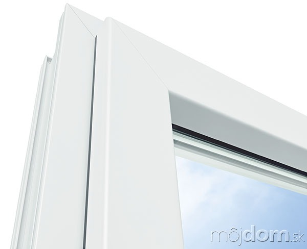 Skryté pánty na okná