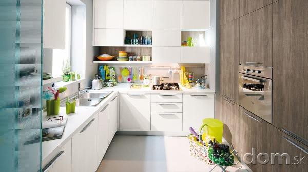 Kuchyňa vtvare Uposkytne maximálny