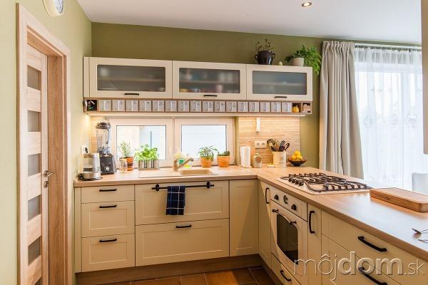 3b26c10a8b5a Žiadne kuchynské štúdio! Kuchyňu s jedálňou si premenili len s našou ...