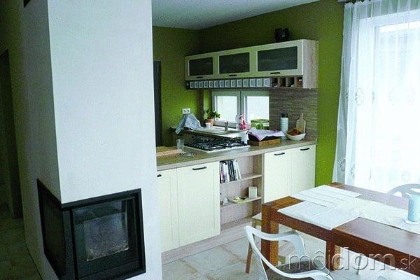 f3a68378370a Žiadne kuchynské štúdio! Kuchyňu s jedálňou si premenili len s našou ...