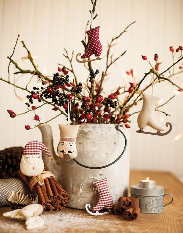 Vianočné ozdoby na zavesenie