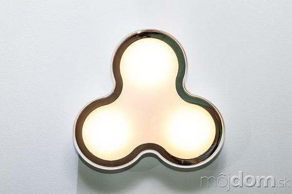 Stropné LED svietidlo Seru,
