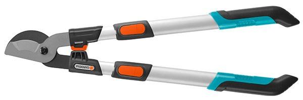 Teleskopické nožnice na vetvy