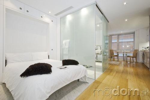 Aký systém sklenených dverí