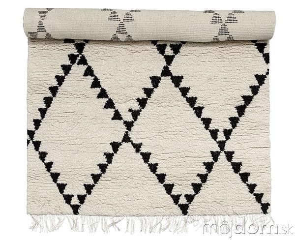 Vlnený koberec Triangle od