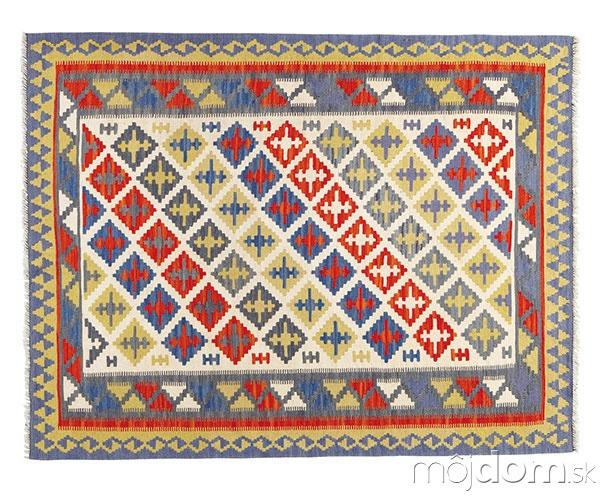 Hladko tkaný koberec Persisk