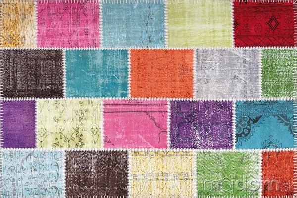 Viacfarebný koberec Spirit, 160