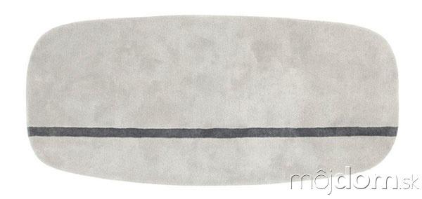 Obdĺžnikový vlnený koberec Oona