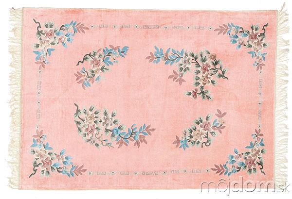 Čínsky hodvábny koberec, 140